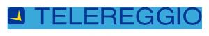 logo telereggio blu grande