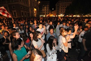 MERCOLEDI ROSA_piazza Martiri