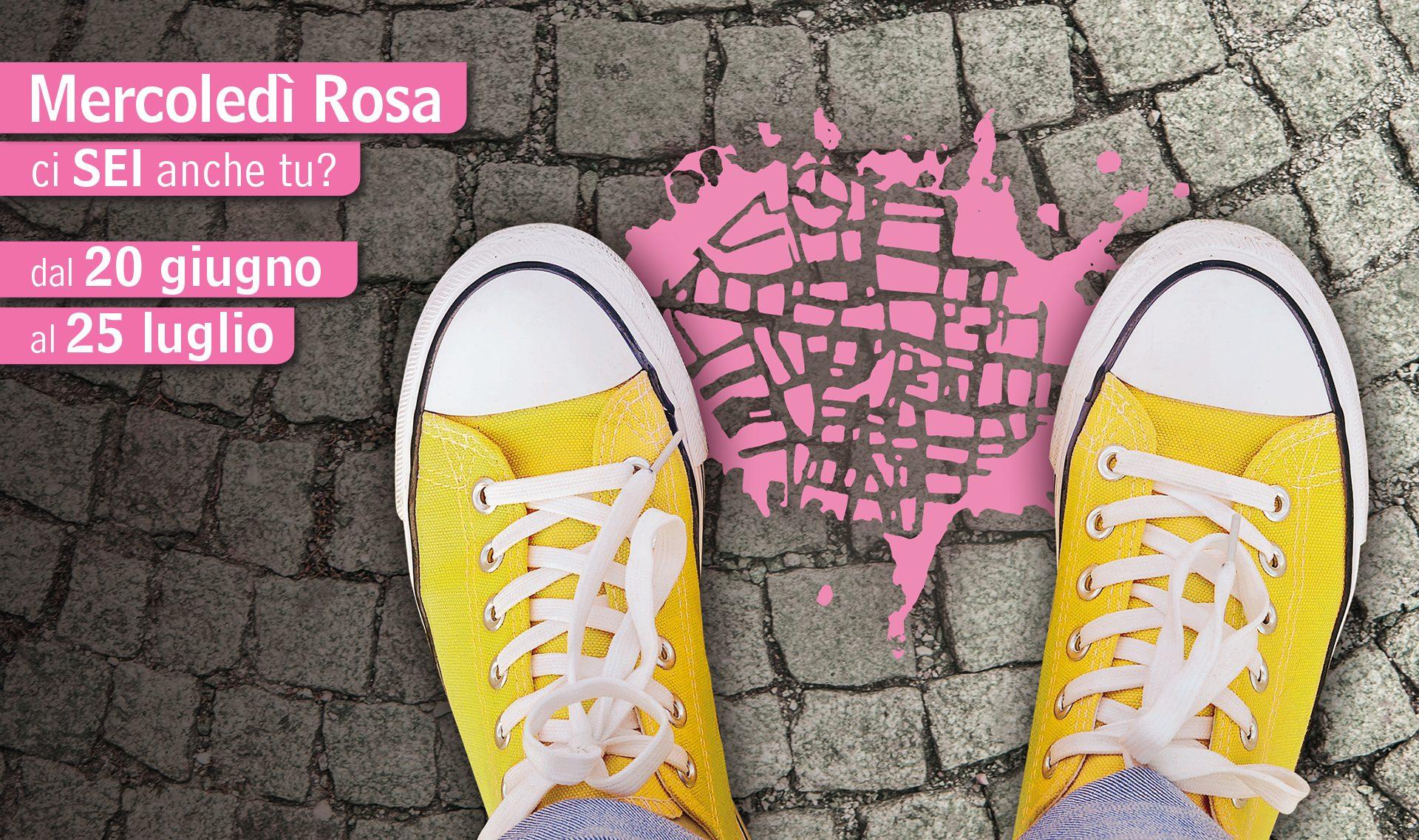 Mercoledì Rosa 2018